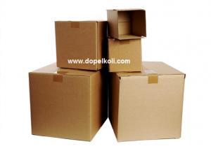 Taşınmak için koli kutu